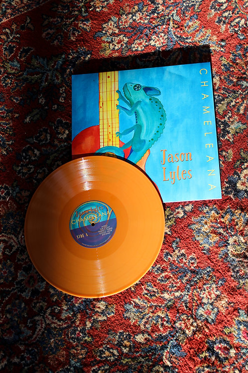"""Chameleana on 12"""" Vinyl"""