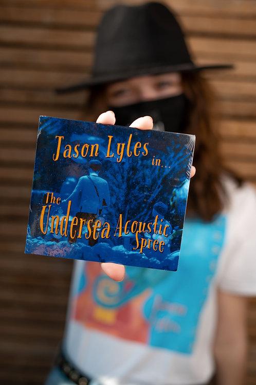 Undersea Acoustic Spree CD