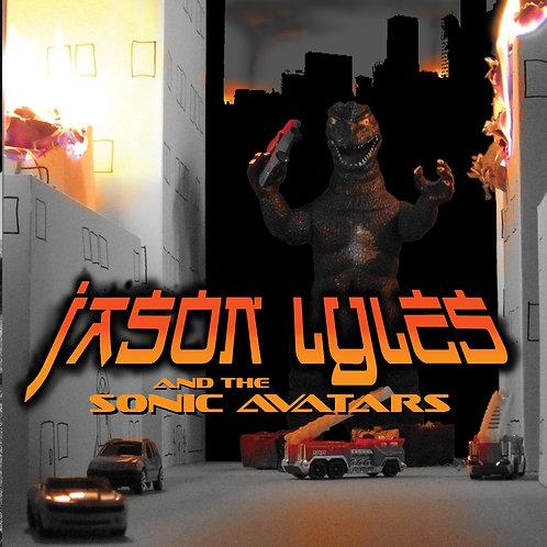 Jason Lyles and the Sonic Avatars CD