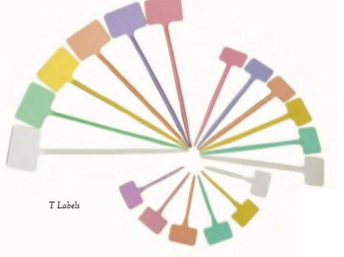 Plant T-Labels (25 pc)
