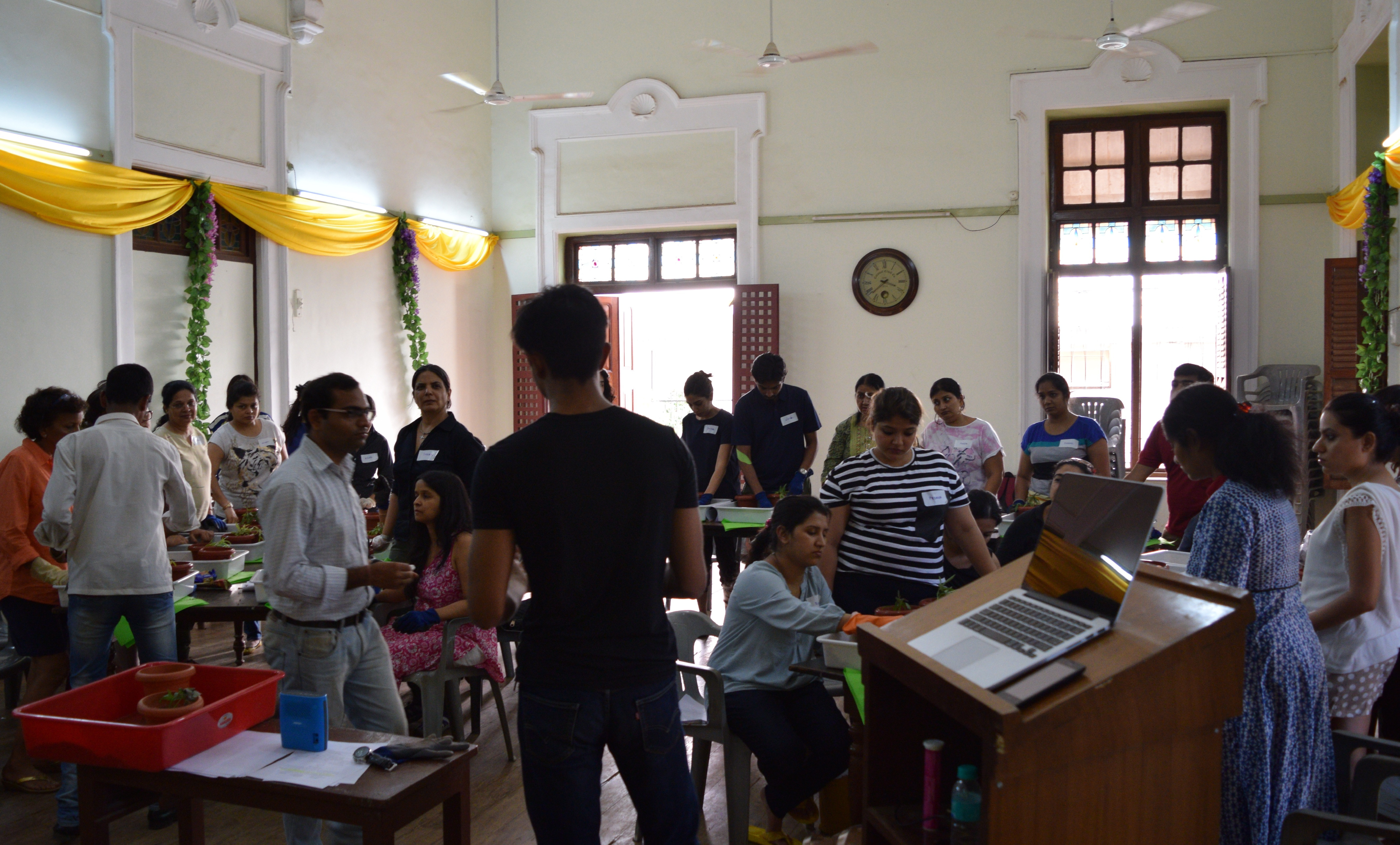 Customized Workshops for Groups