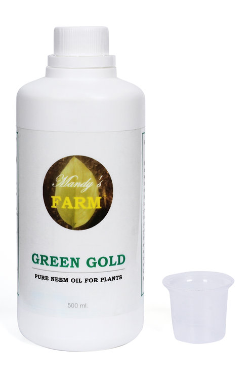 GREEN GOLD NEEM OIL