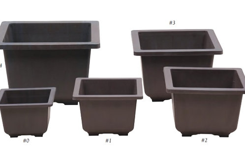 Bonsai Container - Square