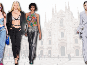 European Holiday: Top Trends from Milan Fashion Week SS22