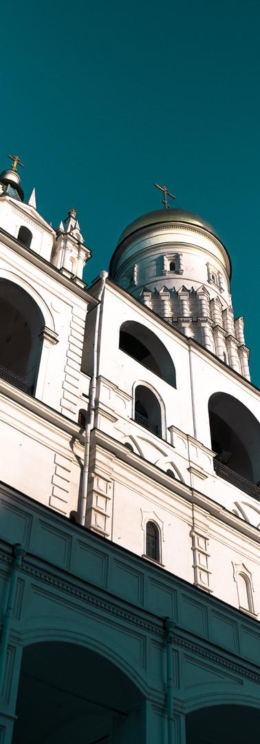 Kremlin Grey / Blue