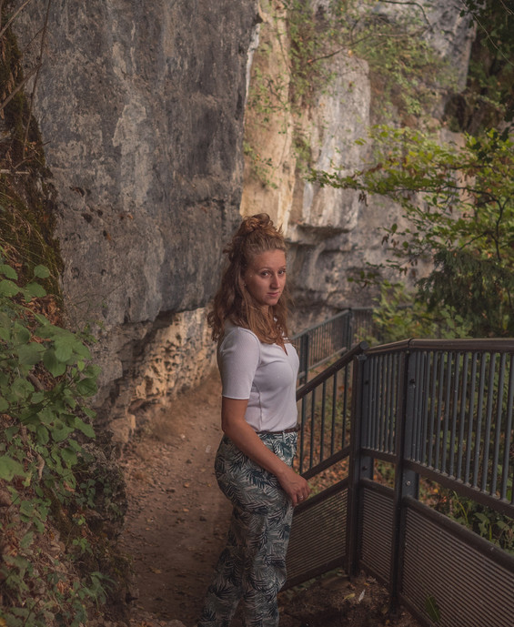 La fille de la cascade (1)