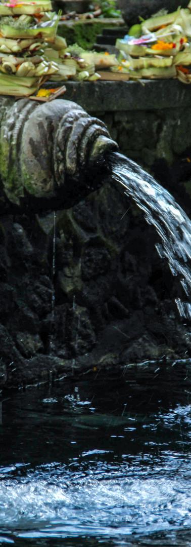 Purification par l'eau