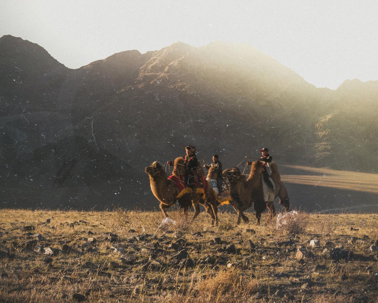 Mongolie 2019