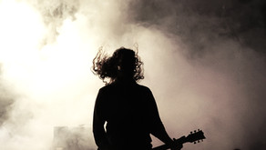Being a therapist to rock stars