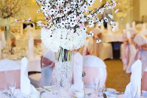 Blossom Filled Vase