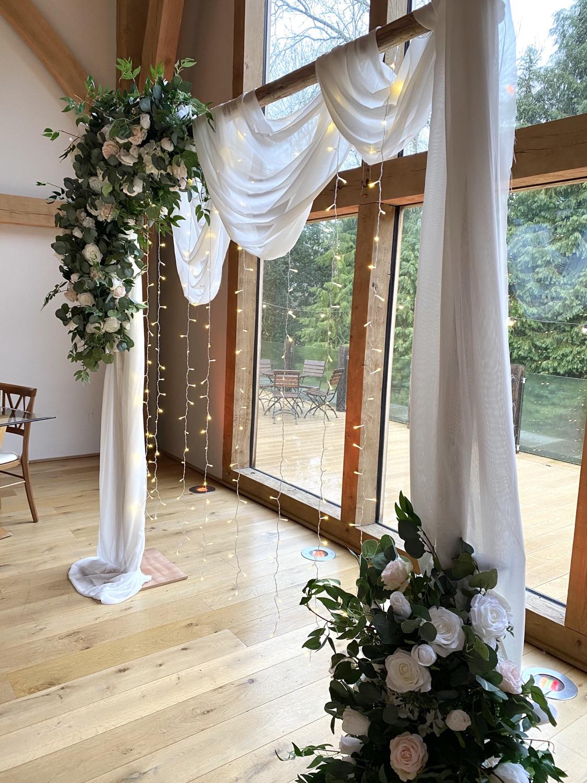 Thumbnail: Birch floral backdrop