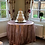 Thumbnail: Rose Gold Sequin Tablecloth
