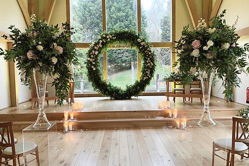 Blissful arrangement