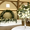 Thumbnail: Evergreen top table arrangement