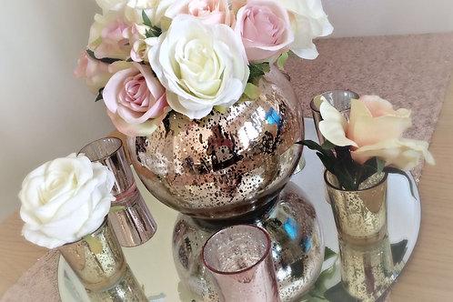 Rose Gold Fish Bowl
