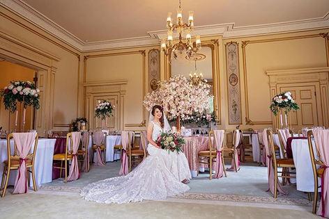blossom tree wedding