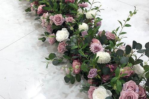 Divine top table arrangement