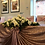 Thumbnail: Rose Gold Sequin Top Table Tablecloth