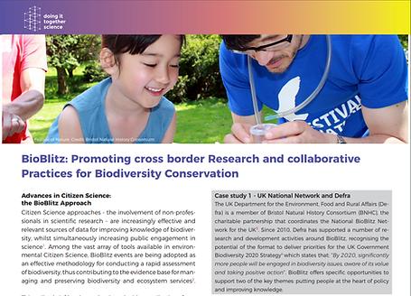 BioBlitz Policy Brief.png