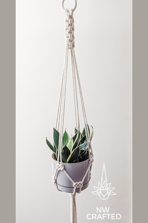 """Nautical"" Plant Hanger"