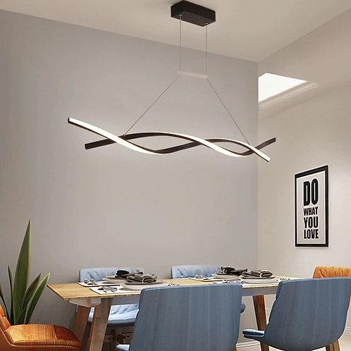 Nordic Waves Modern Light Fixture