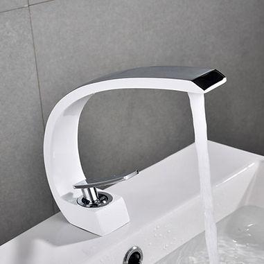 EauCurve Vanity Faucet