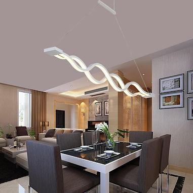 Nordic Ropes  Modern Light Fixture