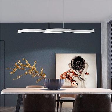 Nordic Breeze Modern Light Fixture