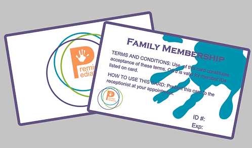 Monthly Family Membership