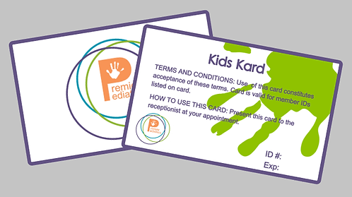 Monthly Kids Kard