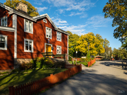 About visiting Stockholm in autumn