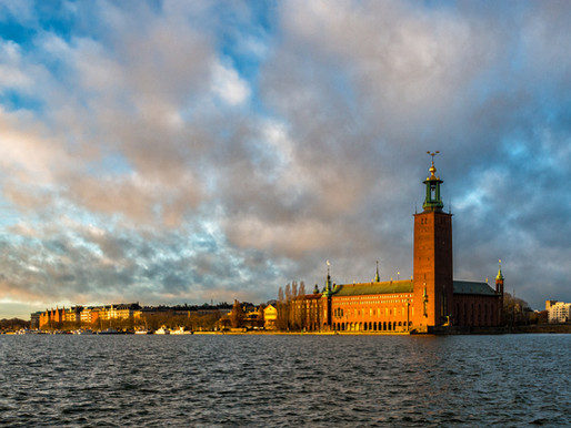 About the best view of Stadshuset