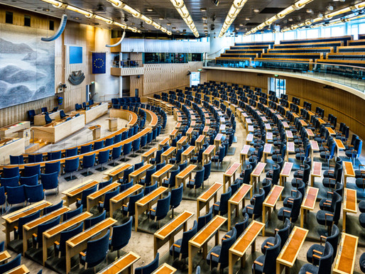 About visiting Riksdag