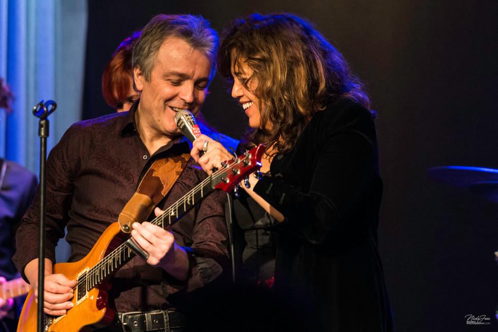Lilly Martin and Richard Köchli