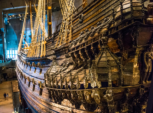 About the Vasa museum
