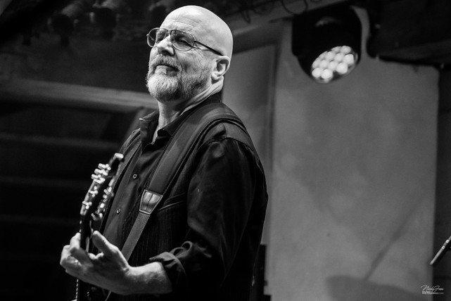 Andy Powell of Wishbone Ash