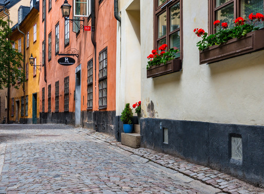 About your own apartment in Gamla stan