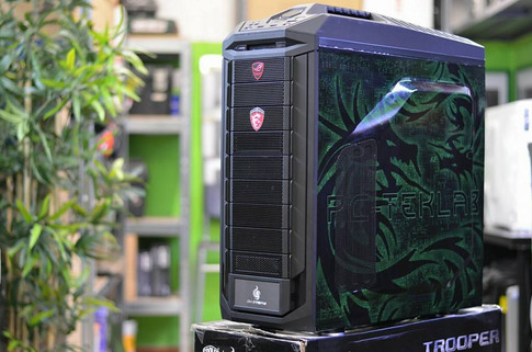 Pronto il primo esemplare di PC Gaming Wrappato!