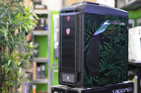 Pronto il primo esemplare di PC Gaming Wrappato!