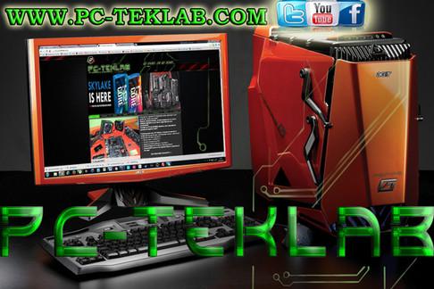 Nuovi servizi al PC-TEKLAB