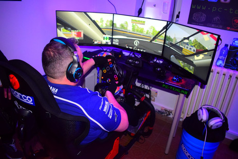 centro simulazione di guida