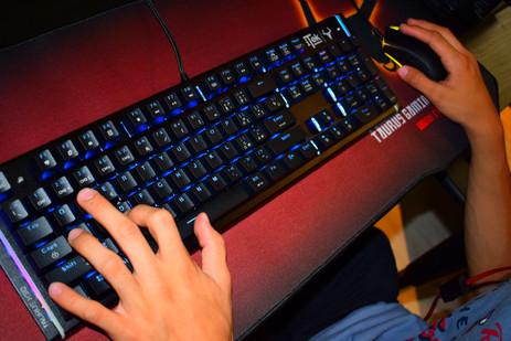 ITEK GAMING CENTER PC TEKLAB