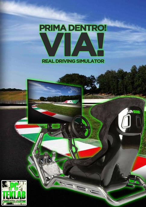 Arrivano anche gli eventi Real Driving Simulator!