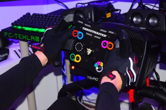 simulatori di guida milano