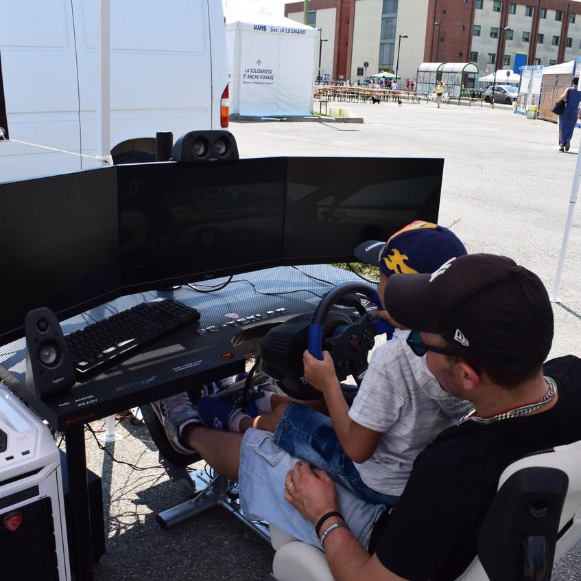 Raduni auto e moto PC Teklab