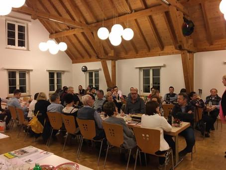 SVP Volketswil Racletteplausch 8.2.2019