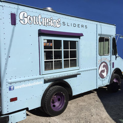 SouthSide Sliders Vehicle Graphics