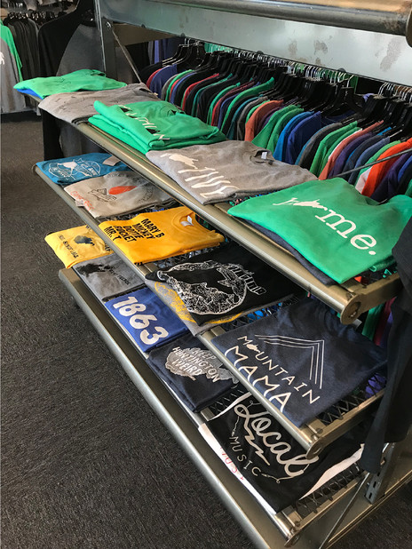 Shirt Display