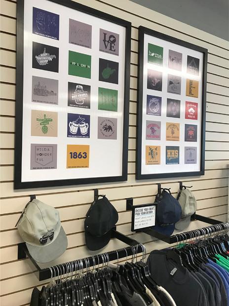 Shirt Design Choices