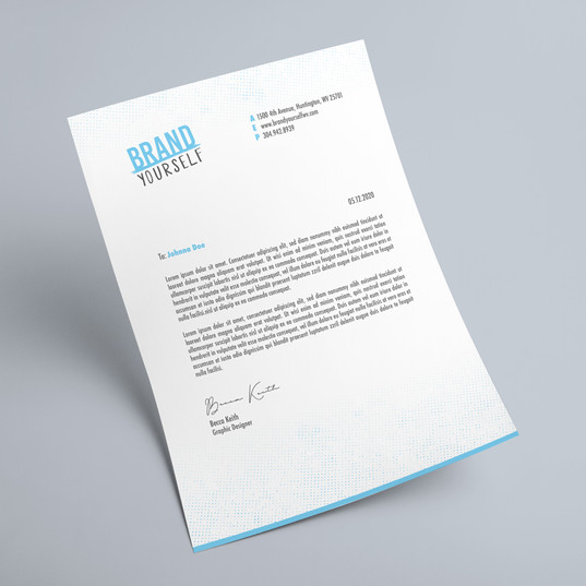 Brand Yourself: Company Branding